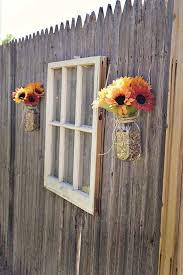 top 23 surprising diy ideas to decorate your garden fence garden