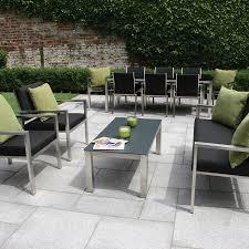 Superstore Patio Furniture by Bret U0027elite U0027 Silver Grey Paving Slabs Paving Superstore