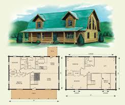 bright design log cabin house plans with loft 2 gambrel style barn