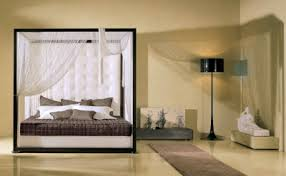 Modern Canopy Bed Frame Modern Canopy Bed Interior Designs Ideas
