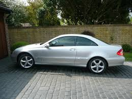 2003 mercedes clk 500 being auctioned at barons auctions
