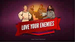 matthew 5 love your enemies kids bible lesson kids bible stories