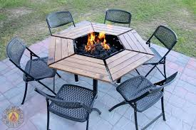 Bbq Firepit 3 In 1 Bbq Grill Table Firepit