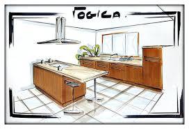 dessiner en perspective une cuisine 478 cuisine en perspective perspective cuisine comment dessiner