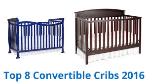 8 best convertible cribs 2016 youtube