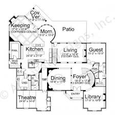 rosebury french country house plans luxury house plans