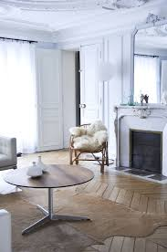 a grand but understated flat in paris remodelista