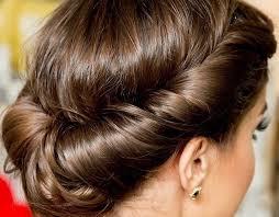 Hochsteckfrisuren Ganz Einfach by Einfache Hochsteckfrisur Leichte Flechtfrisuren Frisuren Machen