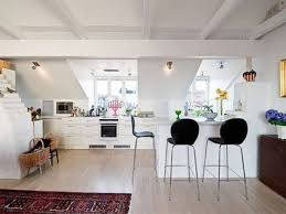 The Fascinating Of Scandinavian Interior Design Allstateloghomes Com Bathroom Chess Pattern Carpet Black Wooden Dining Chairs Swedish