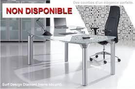 bureau en verre design mobilier bureau direction design verre et bois