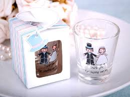 favors for wedding presenting your guests with personalized glasses for wedding
