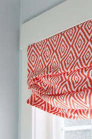 relaxed roman shade pattern diy faux relaxed roman shade the thumb tacks to hold it up inside