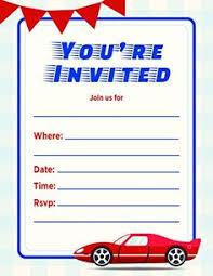 invitations insert cards bulk graduation stripes 300 ct
