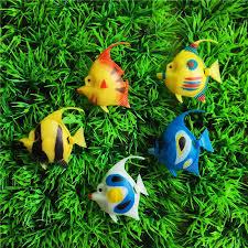 100 pcs wholesale aquarium fish tank plastic fish aquarium