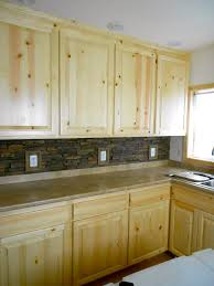 Knotty Pine Kitchen Cabinet Doors Coffee Table This Kitchen The Oven And Refrigerator Add Its