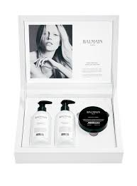 balmain hair moisturizing care