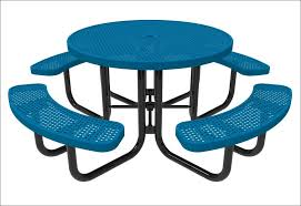Free Octagon Wooden Picnic Table Plans by Exteriors Hexagon Shaped Picnic Table Indoor Picnic Table