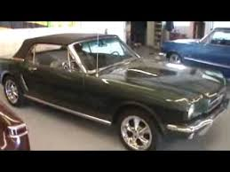all wheel drive mustang conversion electric conversion 1965 mustang