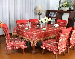 Large Dining Room Chair Covers Dining Room Fabric Dining Chairs And Maple Dining Table