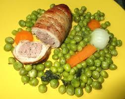 cuisiner les paupiettes de veau paupiette de veau aux petits pois frais