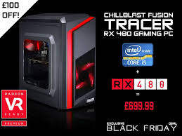 black friday gaming pc deals chillblast on twitter