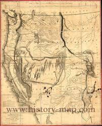 Cal Map Oregon And California