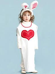 Halloween Costumes Bunny Rabbits Easy Halloween Costumes Alice Wonderland White Rabbit Costume