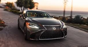 2018 lexus ls400 2018 lexus ls500 debuts all new flagship with 4 5s turbo 10 speed