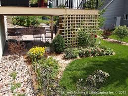 Deck Landscaping Ideas The 25 Best Under Deck Landscaping Ideas On Pinterest Deck