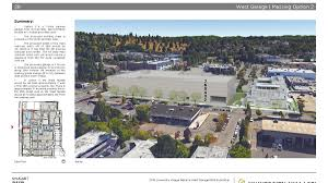 design review board provides u village with design guidance for uvillagegarage