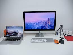 Imac Desk by Desk Setup 2015 Youtube
