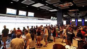 Yankee Stadium Floor Plan Center Field Sports Bar Mlb Com