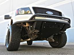 Ford F150 Truck Bumpers - 800 2004 2008 f150 add lite off road front bumper w top hoop