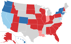 Election Map 2016 by File 2016 Senate Election Map Svg Wikimedia Commons