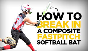 composite softball bat how to in a composite fastpitch softball bat
