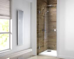 orca 9204b3 900mm frameless hinged shower door 8mm glass with easy