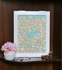 unique wedding guest books 29 unique wedding guest book alternatives the overwhelmed
