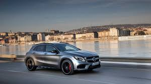 car mercedes 2017 2017 mercedes benz amg gla45 review with price horsepower and
