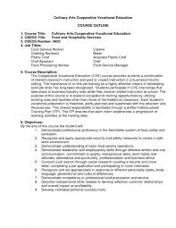 Resume Job Title Examples by Resume Food Service Free Resume Example And Writing Download