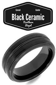 Mens Gunmetal Wedding Rings by 6mm All Black Brushed Tungsten Wedding Band This All Black Mens