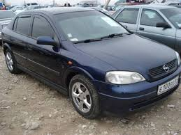 2000 opel astra pictures for sale