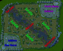 Smite Conquest Map Terminology Moba What Is A Lane Arqade