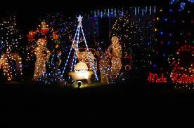 Christmas Lights Ditto San Jacinto Valley Season For The Christmas Tour Map U2013 Press
