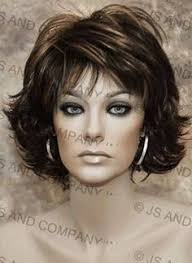barbara niven s haircut beauty short flippy haircut with layered hair for women from