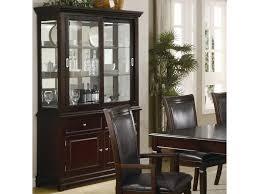 coaster dining room server china 101634 royal furniture and coaster server china 101634