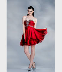 red short prom dresses 2014 naf dresses