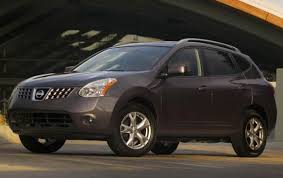 Nissan Rogue 2008 - 2010 nissan rogue information and photos zombiedrive