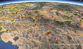 New Mexico Maps Scs 1 29 Editor Map Ft New Mexico U0026 Oregon Trucksim