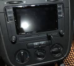 vwvortex com upgraded to vw composition touch 6 5