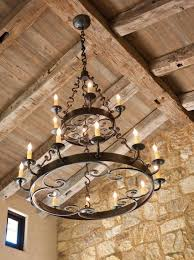 Chandelier Rustic Large Rustic Chandeliers With Ci Of And Italian